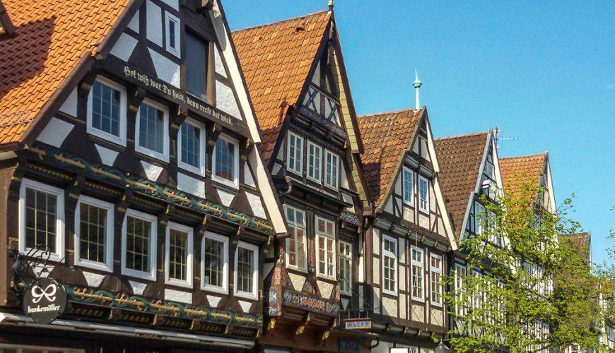 Ferienwohnungen in Celle